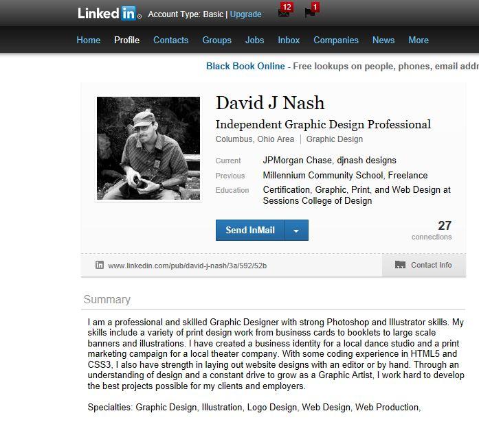 JPMorgan Chase - David J Nash - Profile